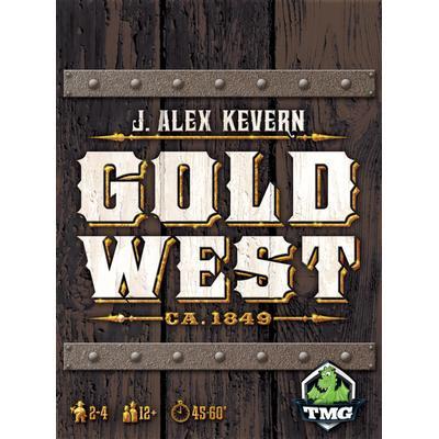 Tasty Minstrel Games Gold West