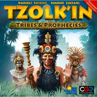 Czech Games Edition Tzolk'in: The Mayan Calendar Tribes & Prophecies