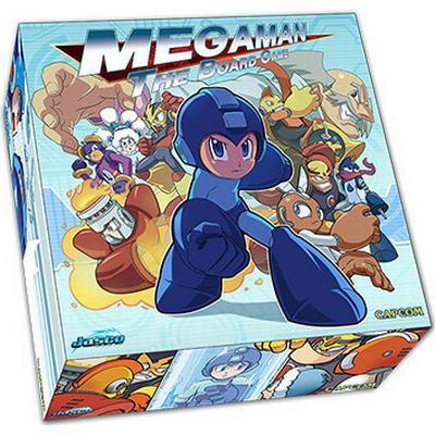 Jasco Mega Man: The Board Game (Engelska)