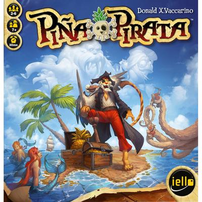 Iello Piña Pirata