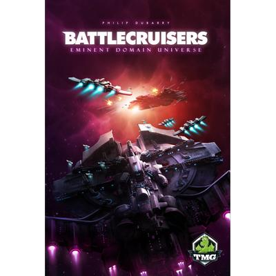 Tasty Minstrel Games Eminent Domain: Battlecruisers