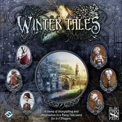 Fantasy Flight Games Winter Tales
