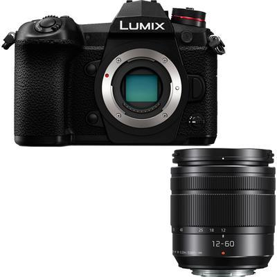 Panasonic Lumix DC-G9M + 12-60mm F3.5-5.6 OIS