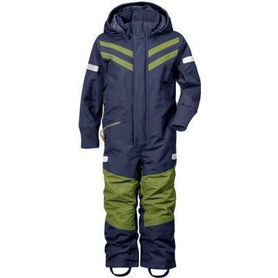 Didriksons Bark Coverall - Navy (172501483039)