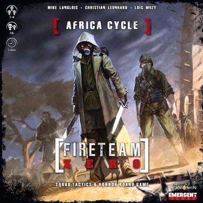 Emergent Games Fireteam Zero: Africa Cycle