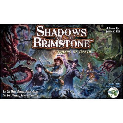 Flying Frog Productions Shadows of Brimstone: Swamps of Death (Engelska)