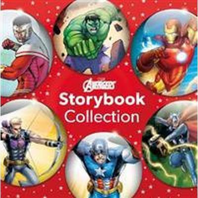 Marvel Avengers Storybook Collection (Inbunden, 2016)