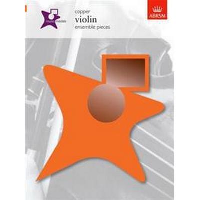 Music Medals Copper Violin Ensemble Pieces (Övrigt format, 2004)