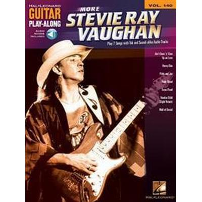More Stevie Ray Vaughan: Guitar Play-Along Volume 140 (, 2012)