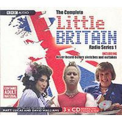 The Complete Little Britain Radio Series 1 (Ljudbok CD, 2004)