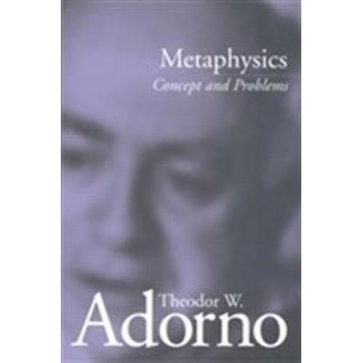 Metaphysics - concept and problems (Pocket, 2001)