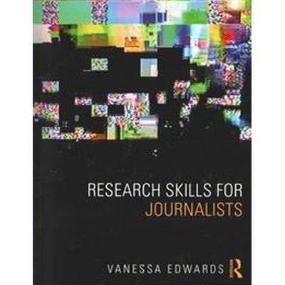 Research Skills for Journalists (Häftad, 2016)