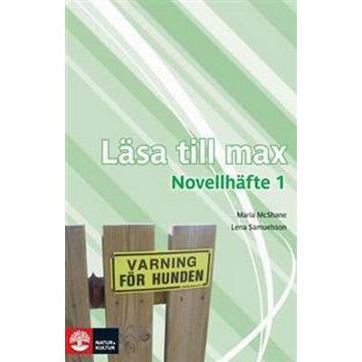 Läsa till max Novellhäfte 1 (10-pack) (Häftad, 2007)