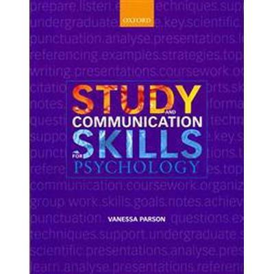 Study and Communication Skills for Psychology (Häftad, 2012)