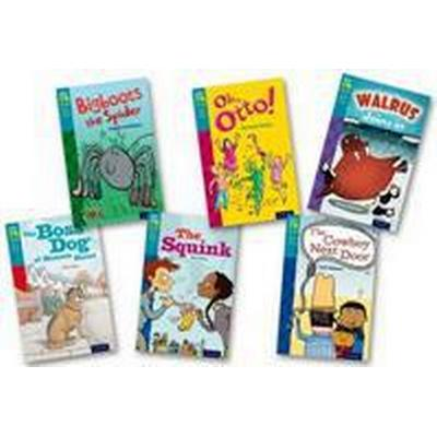 Oxford Reading Tree TreeTops Fiction: Level 9 More Pack A: Pack of 6 (Övrigt format, 2014)