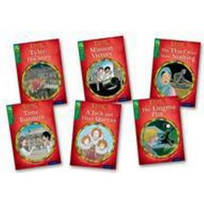 Oxford Reading Tree TreeTops Time Chronicles: Level 12: Pack of 6 (Övrigt format, 2014)