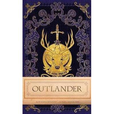 Outlander Hardcover Ruled Journal (Övrigt format, 2017)