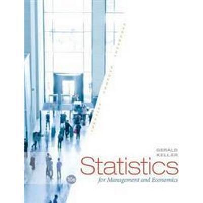 Statistics for Management and Economics (Inbunden, 2013)