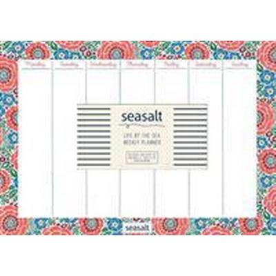 Seasalt Life by the Sea Weekly Desk Planner and Mouse Pad (Inbunden, 2016)