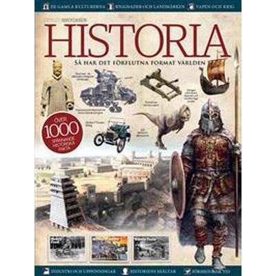 Historia: så har det förflutna format världen (Häftad, 2017)