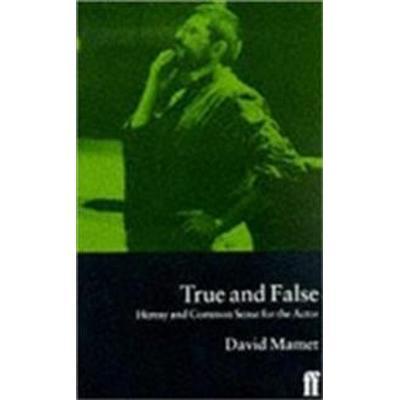 True and False (Häftad, 1998)