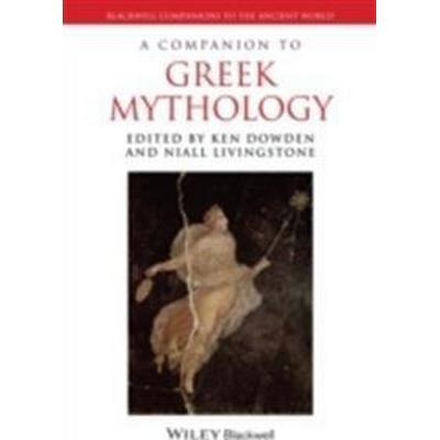 A Companion to Greek Mythology (Häftad, 2014)
