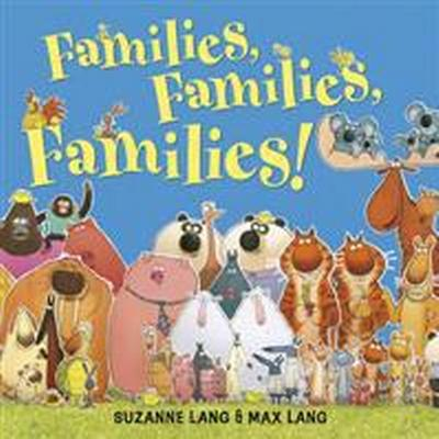 Families Families Families (Häftad, 2015)