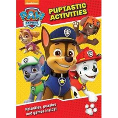 Nickelodeon PAW Patrol Puptastic Activities (Häftad, 2016)