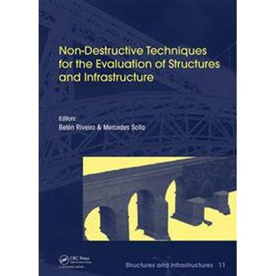 Non-Destructive Techniques for the Reverse Engineering of Structures and Infrastructure (Inbunden, 2016)