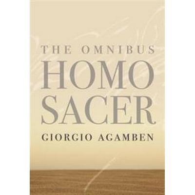 The Omnibus Homo Sacer (Inbunden, 2017)