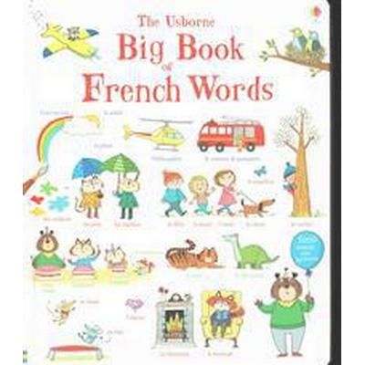 Big Book of French Words (Board book, 2014)