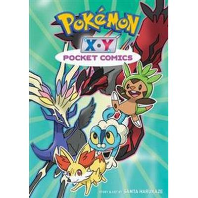 Pokemon X * Y Pocket Comics (Häftad, 2017)