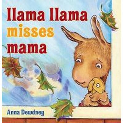 Llama Llama Misses Mama (Inbunden, 2009)