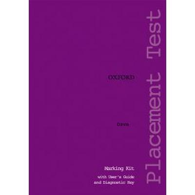 Oxford Placement Tests 1: Marking Kit (Häftad, 2004)