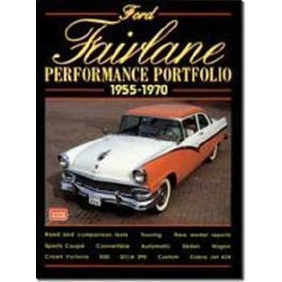 Ford Fairlane 1955-1970 Performance Portfolio (Pocket, 1998)