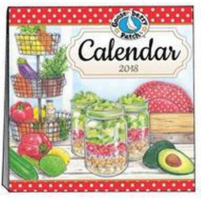 Gooseberry Patch 2018 Calendar (Övrigt format, 2017)