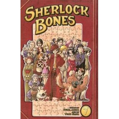 Sherlock Bones 7 (Pocket, 2014)