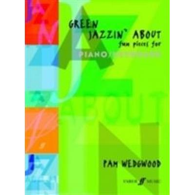 Green Jazzin' about -- Fun Pieces for Piano / Keyboard (Häftad, 1998)