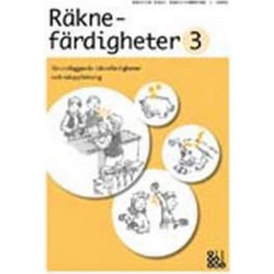 Abakus Räknefärdigheter 3 (Häftad, 2007)