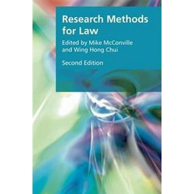 Research Methods for Law (Häftad, 2017)
