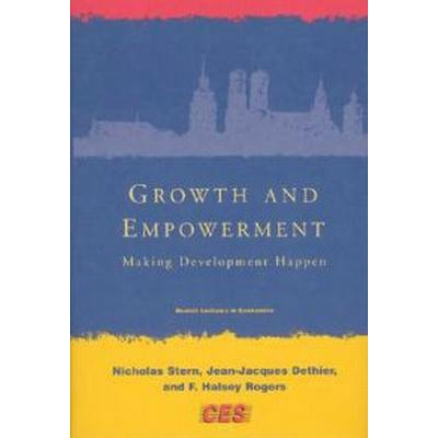 Growth and Empowerment (Häftad, 2006)