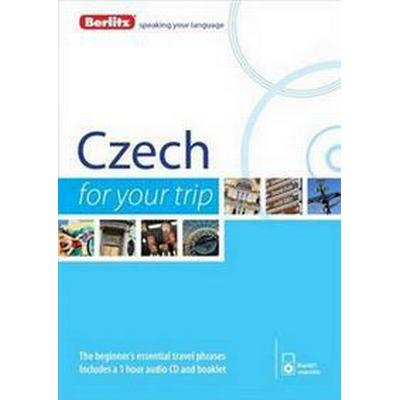 Berlitz Czech for Your Trip (Ljudbok CD, 2015)