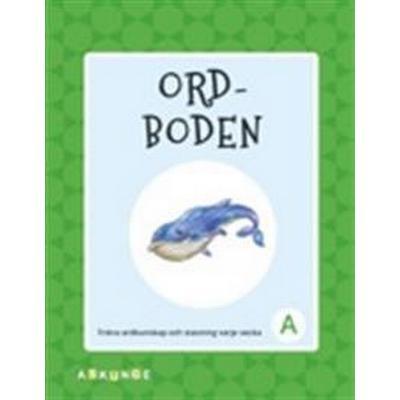 Ordboden A (Häftad, 2017)