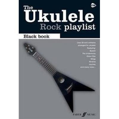 Ukulele Playlist Black Book Rock (Häftad, 2010)