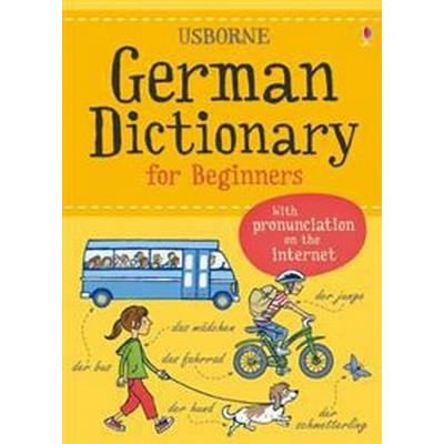German Dictionary for Beginners (Häftad, 2015)
