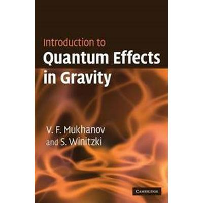 Introduction to Quantum Effects in Gravity (Inbunden, 2007)