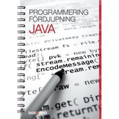 Programmering: fördjupning Java (Spiral, 2012)