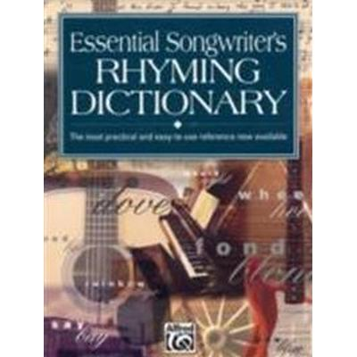 Essential Songwriter's Rhyming Dictionary: Pocket Size Book (Häftad, 1996)
