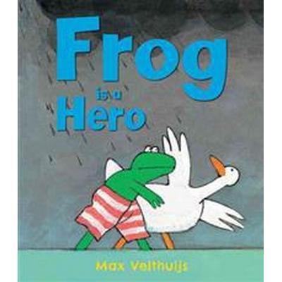 Frog is a Hero (Häftad, 2014)