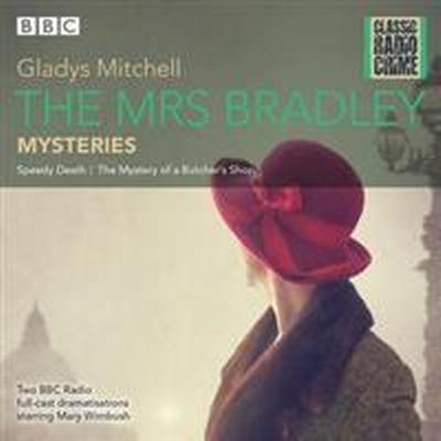 Mrs Bradley Mysteries (Ljudbok CD, 2017)